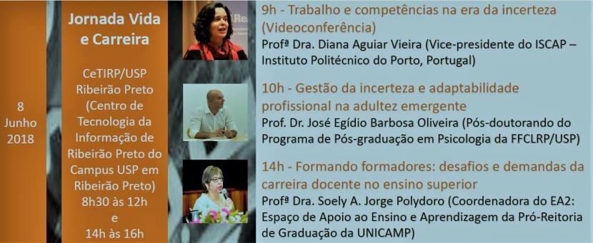 Trabalho e competências na Era da incerteza | USP – Ribeirão Preto, SP,Brasil