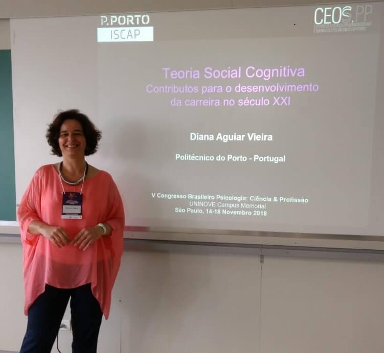 Teoria Social Cognitiva: Contributos para a carreira no século XXI | V Congresso Brasileiro Psicologia | São Paulo, 14-28 novembro2018